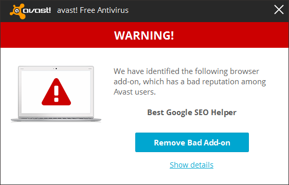 best_google_seo_helper_avast