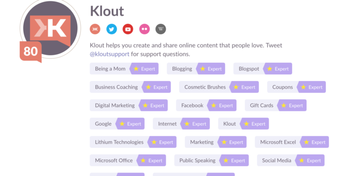 10 Scientific Reasons Klout Had to Die